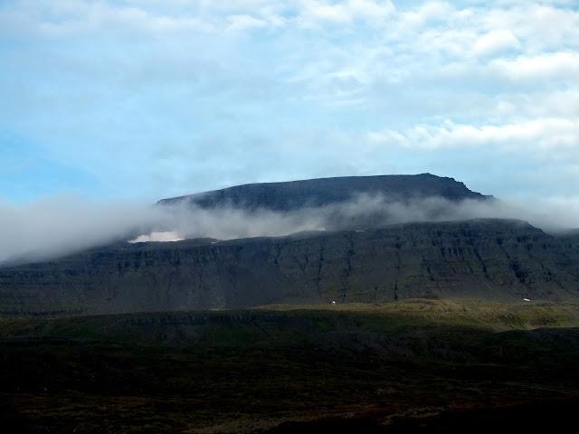 clima cambiante de Islandia