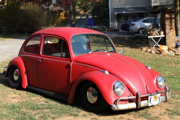 Awesome VW Beetle For Sale