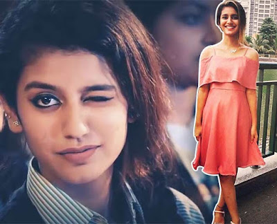 Latest Priya Prakash Varrier Full HD Pictures and Images