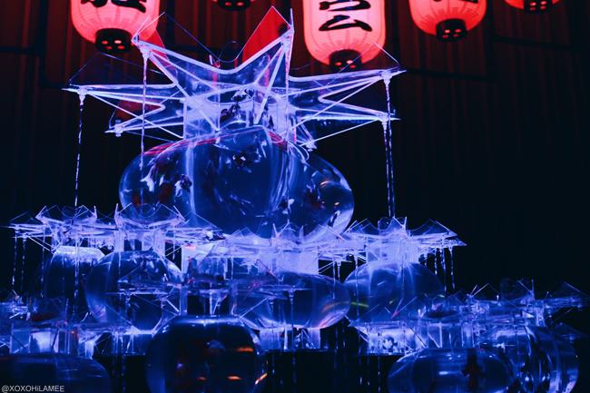 アートアクアリウム2016 日本橋 東京 金魚