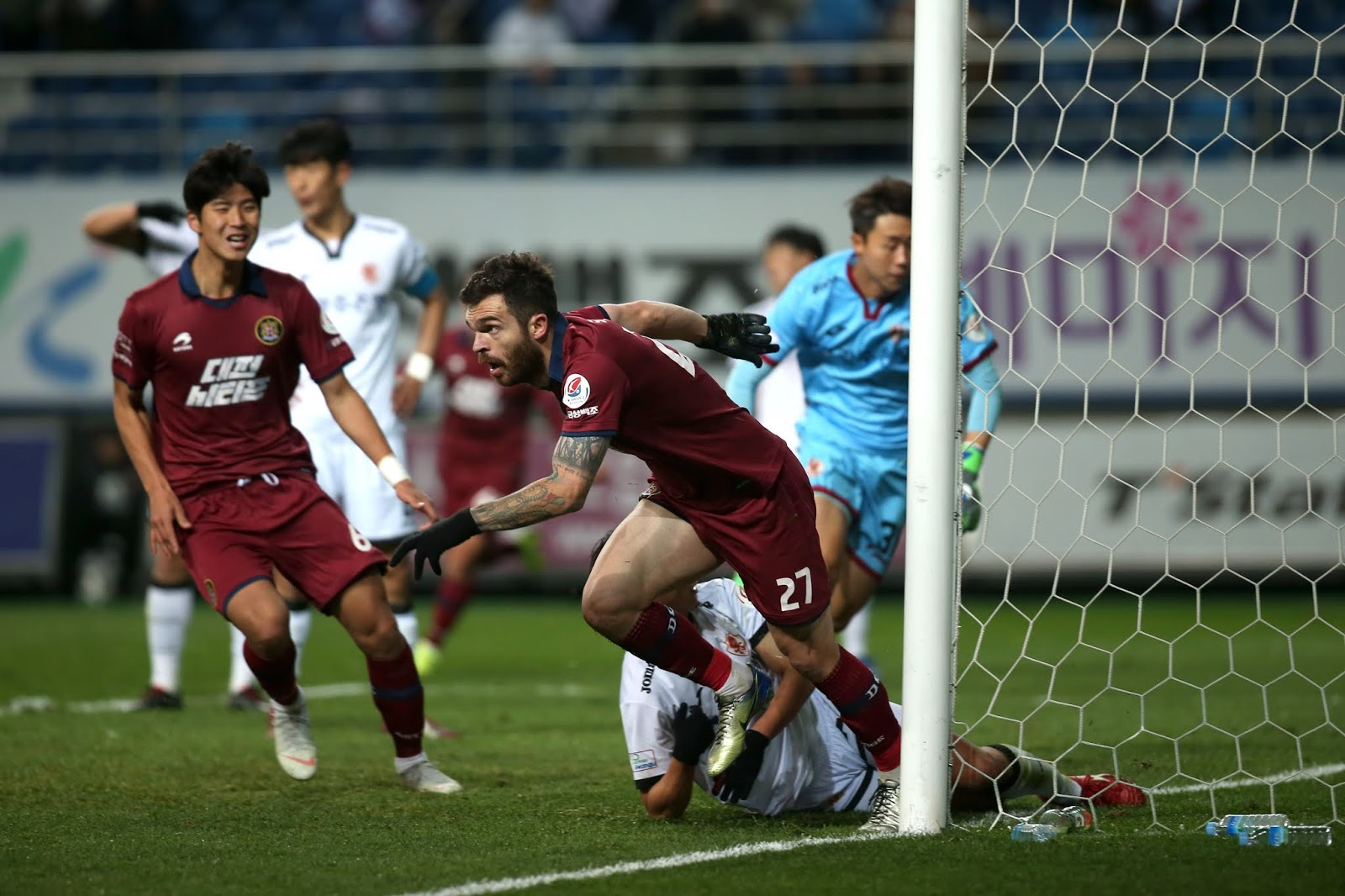 2018 Season Review: Daejeon Citizen Aurelian Chițu