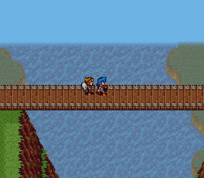 Breath of Fire - Puente