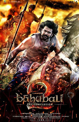 Baahubali 2 The Conclusion 2017 Hindi DVDscr 700mb BEST