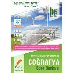 Birey Gelişim Serisi Coğrafya Soru Bankası B Serisi Orta Düzey (2017)
