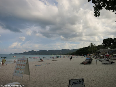 Koh Samui, Thailand daily weather update; 3rd July, 2015