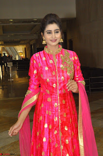 Shamili in Pink Anarkali Dress 14.JPG
