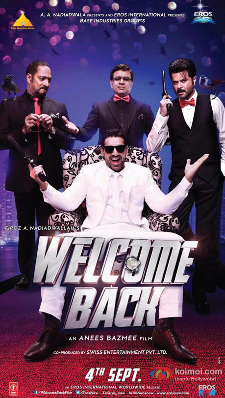 Welcome song video download