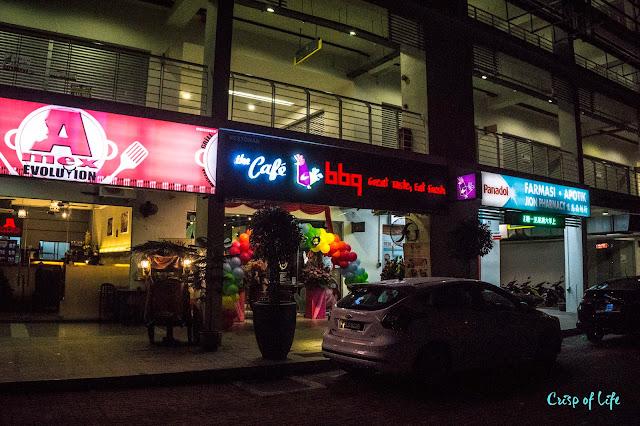 Korea BBQ Chicken Restaurant in Penang Elite Avenue