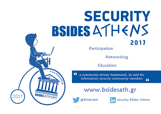 Security BSides Athens 2017