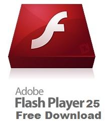 adobe flash player offline package download
