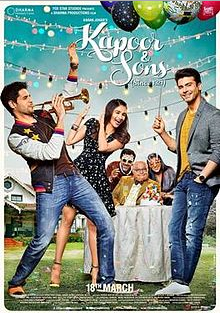 Download Film  Kapoor and Sons (2016) BluRay Ganool Movie