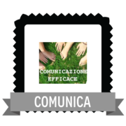 Badge comunicazione efficace