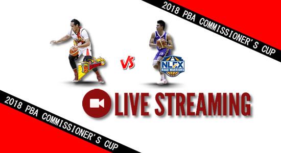 Livestream List: SMB vs NLEX June 23, 2018 PBA Commissioner's Cup