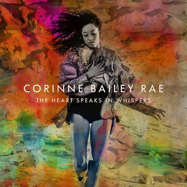 Green Pear Diaries, música, disco, álbum, Corinne Bailey Rae, The Heart Speaks in Whispers