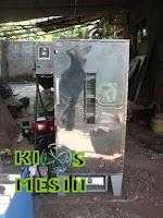 mesin oven pengering gula semut, mesin oven gula semut