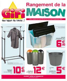 Catalogue GiFi 29 août au 6 Septembre 2017