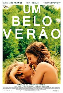 """Poster do filme """"Um Belo Verão"""""""
