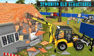 Ekskavator Simulator 2018 Apk - Free Download Android Game