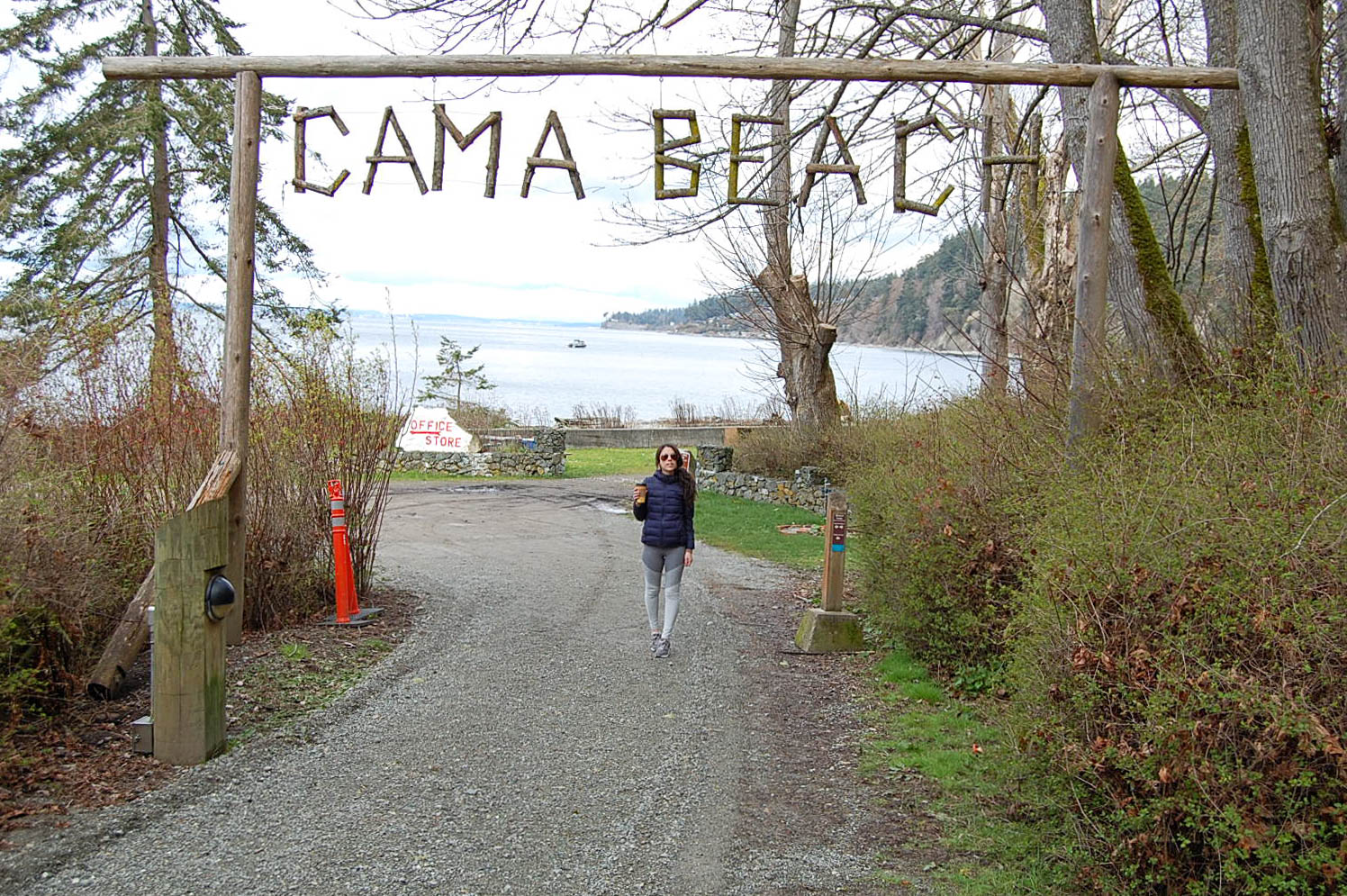A Weekend Getaway to Camano Island
