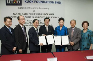 Kuok Foundation Undergraduate Scholarships