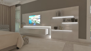 Como decorar um quarto de casal em tons pastel e cheio de charme!