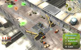 Download Game Burning Cars For PC Full Version - ZGASPC