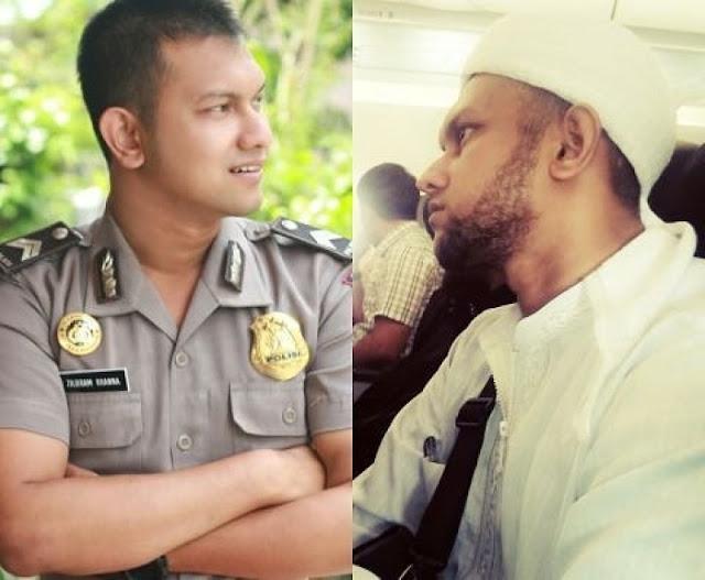 Salut, Keluar Dari Kepolisian Karena Menyesal Lulus Nyogok, Kini Dakwah dan Dicurhati Polisi yang Ingin Keluar