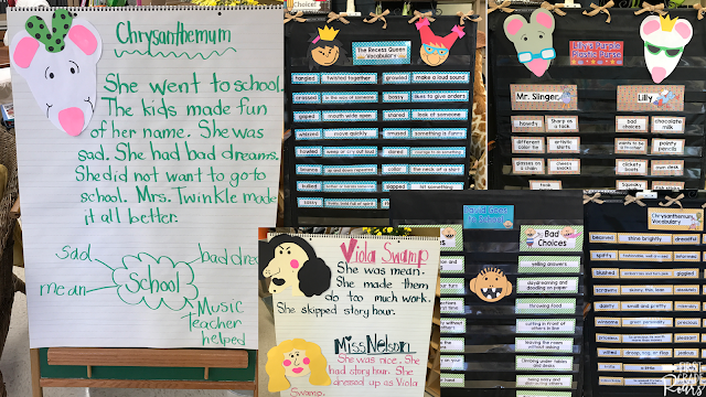 Read all about my first full week of school in first grade. See how I use picture books and the theme rules and routines to work on the comprehension strategies characters and setting. It is an amazing first week of guided reading with a purpose. #firstweekofschool #rulesandroutines #backtoschool #guidedreadingwithapurpose #firstgraderoars