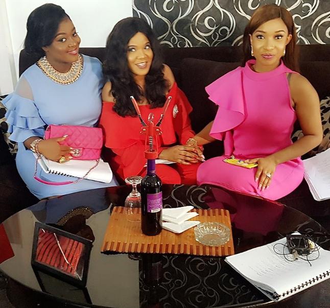 Celebrity Wedding Nollywood Movie: Odunlade Adekola Beat Wife To Stupor On Wedding Day In