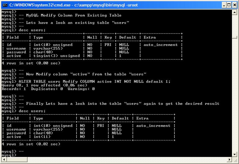 Backup MySQL With Powershell
