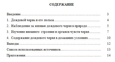 Что писать в ведении доклада 9165