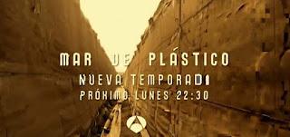 capítulo 1 de Mar de Plastico, lunes 12092016
