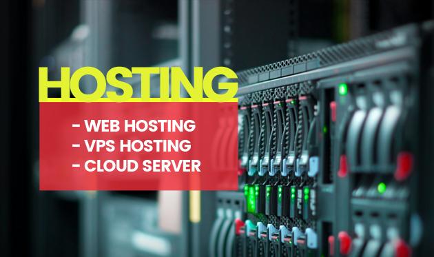 Hosting, VPS, Cloud