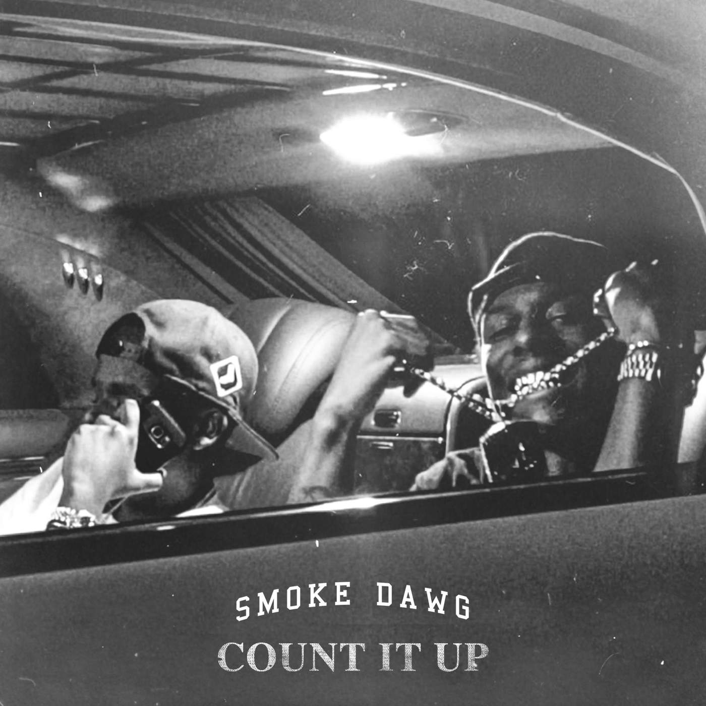 Smoke Dawg - Count It Up - Single Cover