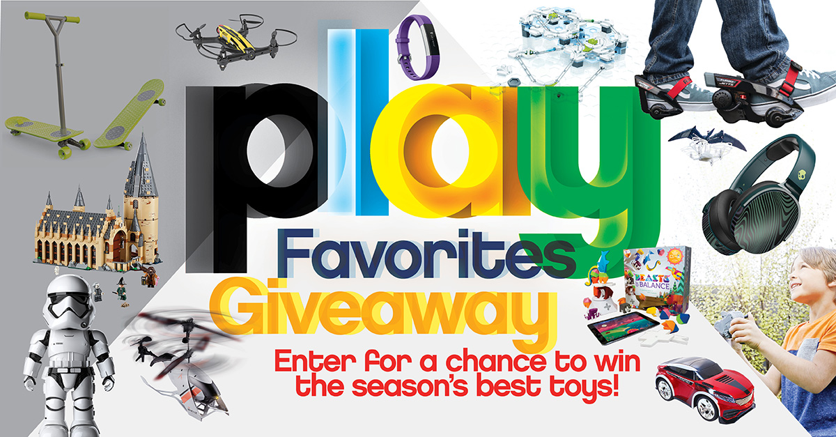 Boys Life Play Favorites Giveaway | Daily Kids Deals