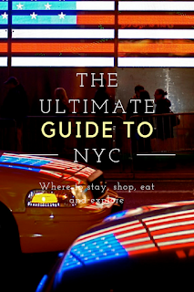 new york travel guide nyc