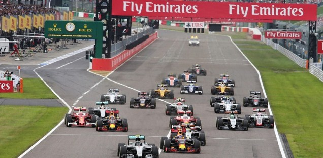 Jadwal Lengkap Formula 1 2018 di FOX Sports K Vision
