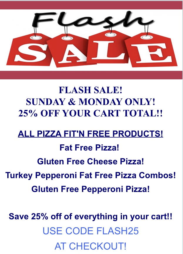 Pizza Free Sale!! 6 Smart Points ; 6 Points Plus