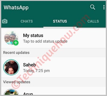How to See WhatsApp Status of Someone who Blocked You? (WORKING
