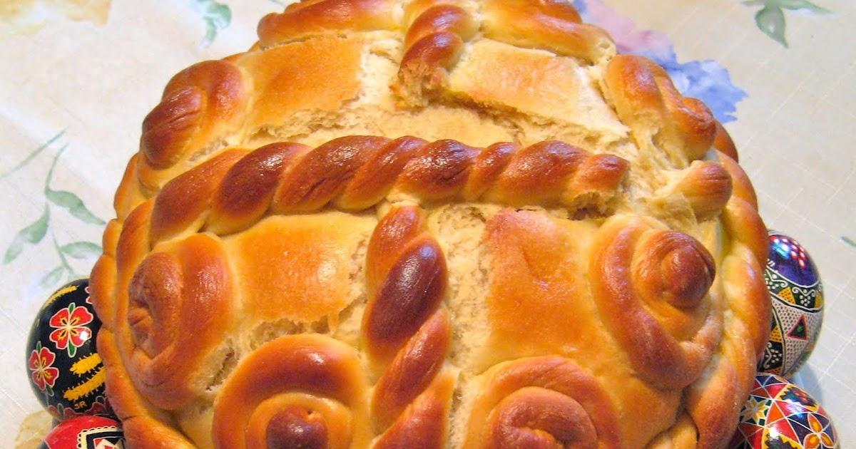 recipe: paska recipe with saffron [12]