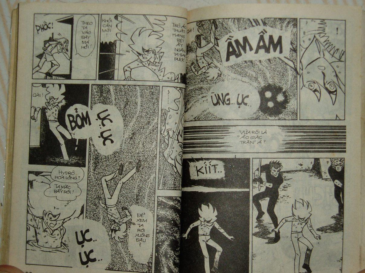 Siêu nhân Locke vol 05 trang 31