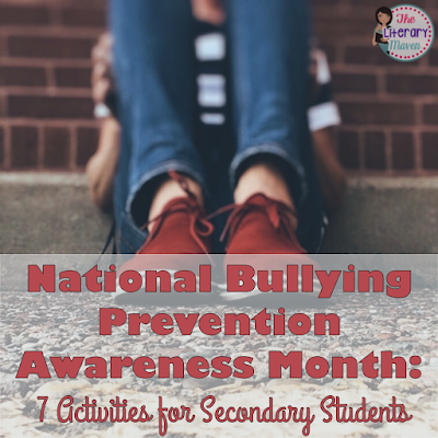 Bullying is a hot topic in schools, especially with the increasing amount of cyber bullying occurring. It is important that educators are informed about bullying, but also that we openly discuss the issue with our students. Find a discussion guide plus six other activities for high school and middle school students.