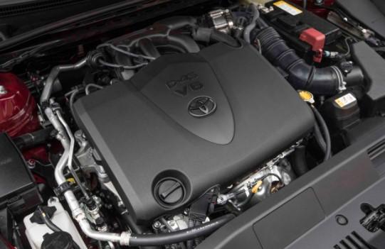2018 Toyota Camry Xse V6 Hybrid Specs Horsepower