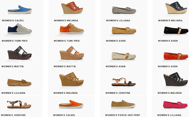 Summer Shoe Collection 2016