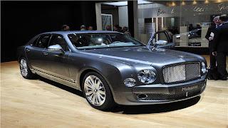 Dream Fantasy Cars-Bentley Mulsanne Mulliner