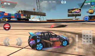 Download Game Dubai Racing Mod Apk + Data (Money) Offline Terbaru