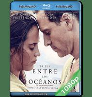 LA LUZ ENTRE LOS OCÉANOS (2016) FULL 1080P HD MKV ESPAÑOL LATINO