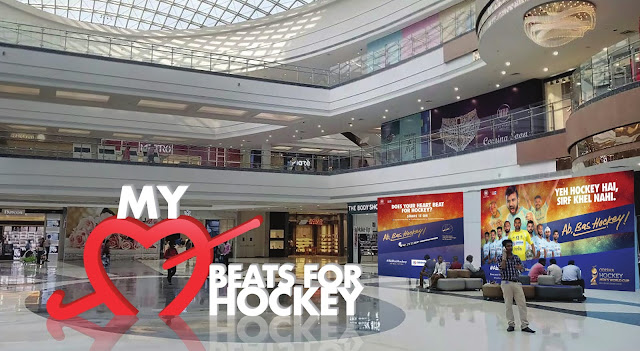 Let Your Heart Beat for Hockey