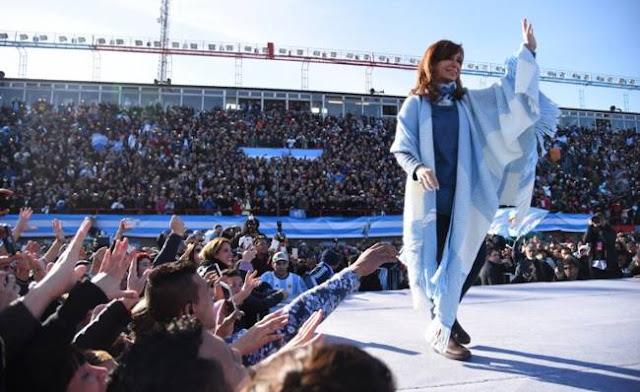 Cristina Kirchner y Jorge Taiana, la fórmula de senadores de Unidad Ciudadana La ex presidente Cristina de Kirchner será candidata a ...