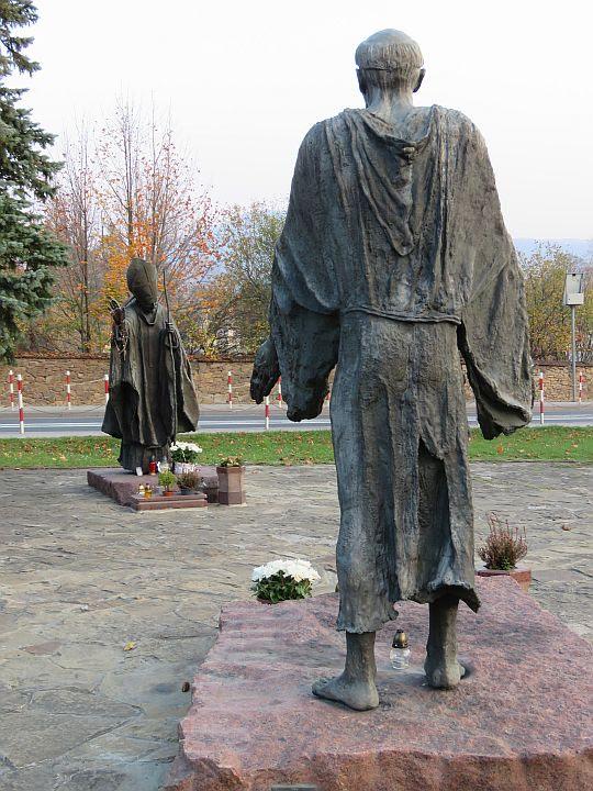 Jan z Dukli i Jan Paweł II.